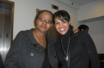 Edwidge Danticat and Maria V. Luna